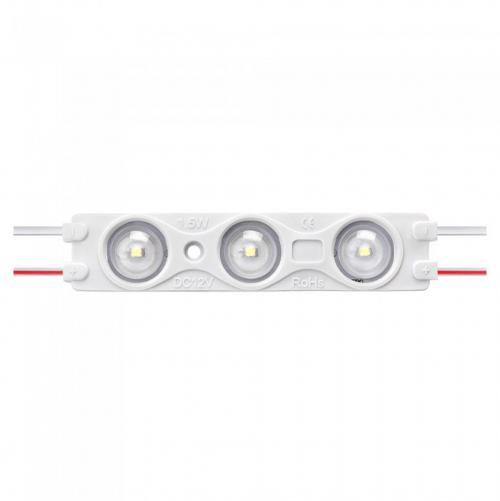 V-TAC - LED Модул 1.5W 3LED SMD2835 Бяла Светлина IP67 SKU: 5125 VT-28356