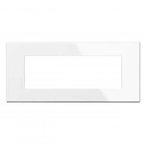 BTICINO - HW4806HD Рамка 6М бяла Axolute Air