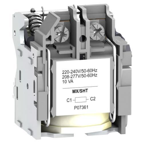 SCHNEIDER ELECTRIC - Независим напреженов изключвател /шунт/ ComPact  NSX MX 220..240Vac LV429387