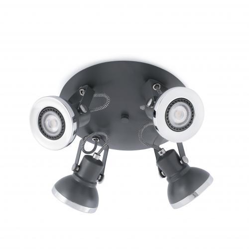 FARO -  Спот четворен RING 40560