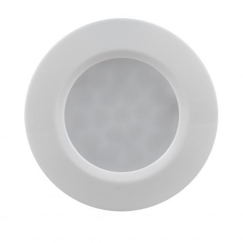 ULTRALUX - MLLR1540W Мебелна светодиодна луна за вграждане/ открит монтаж, кръг, 1.5W, 4000K, 12V DC, неутрална светлина, SMD 3014, бяла