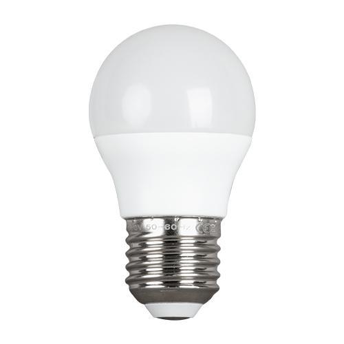 ULTRALUX - LBG52727 LED топка 5W, E27, 2700K, 220V, топла светлина, SMD2835