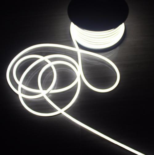 V-TAC - Neon Flex 24V Бяла Светлина 6000K SKU: 2512 VT-555W