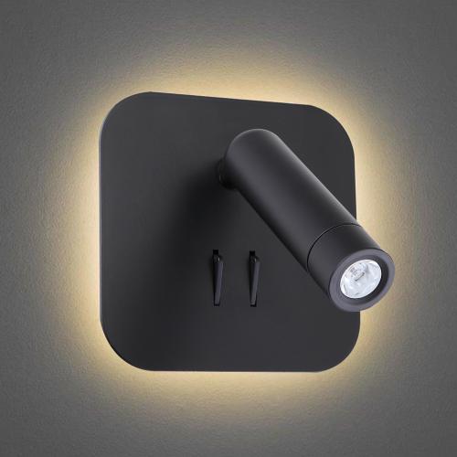 TNL - Спот 7W LED 3000K 190lm Черен 1803-01-30