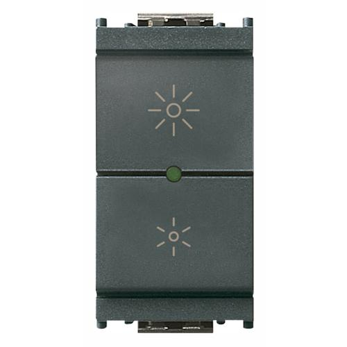 VIMAR - 16559.1 Idea Универсален димер 230V сив