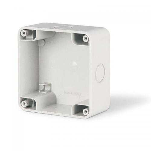 SCAME - Единична кутия за външен монтаж, Protecta IP66 137.101