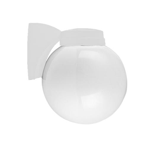 ACA LIGHTING - Градински аплик Ø200 влагозащитен IP44 PLGM1W