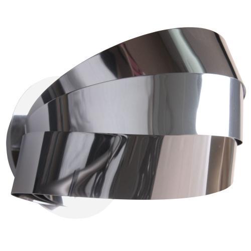 LIS LIGHTING - Аплик VENTO 5526K-H45 E14, 1x40W, H14, D27cm, хром-никел