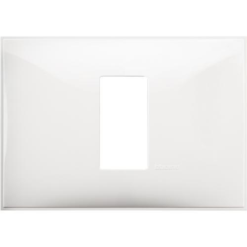 BTICINO - R4803M1RW Рамка 1М италиански стандарт бяло Classia