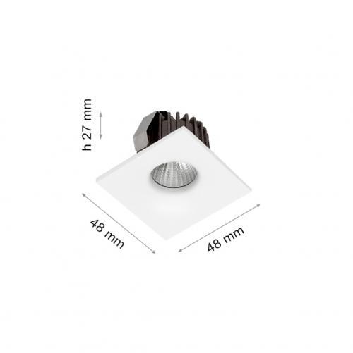 TNL - LED луна angel eye S151 3w бял 4000K