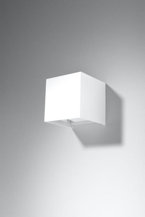 SOLLUX - Аплик   LUCA white LED IP 54 SL.0544
