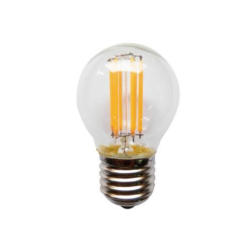 ACA LIGHTING - LED крушка топка FILAMENT E27 4W 4000K 410lm GLAMO4NW