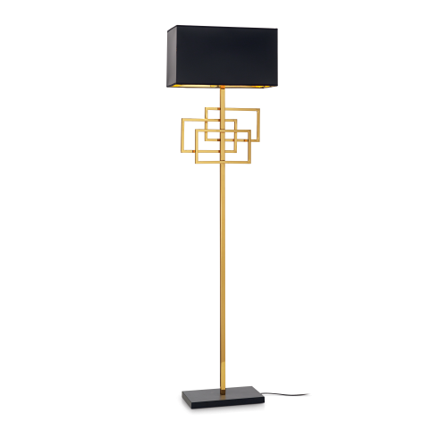 IDEAL LUX - Лампион LUXURY PT1 OTTONE 201122