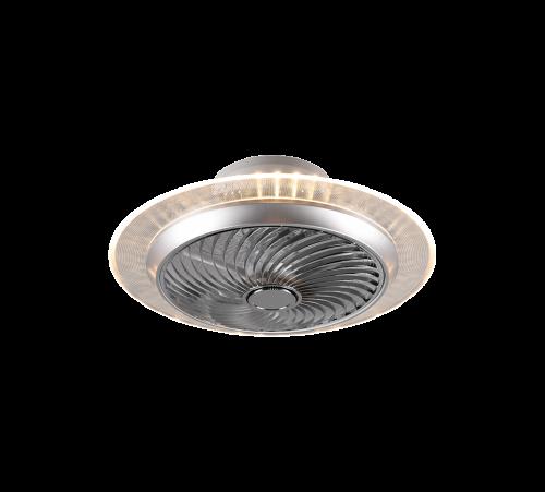 TRIO - Таванен вентилатор със осветление NARVIK – R62432106