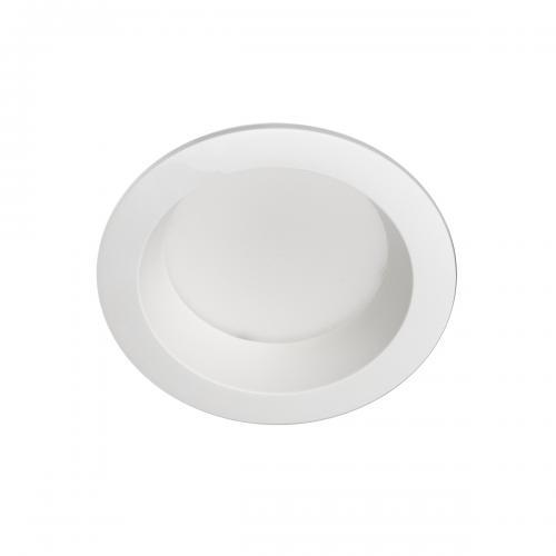 ITALUX - Влагозащитена LED луна за вграждане  Basico IP54 DG-E04A/WU-WW