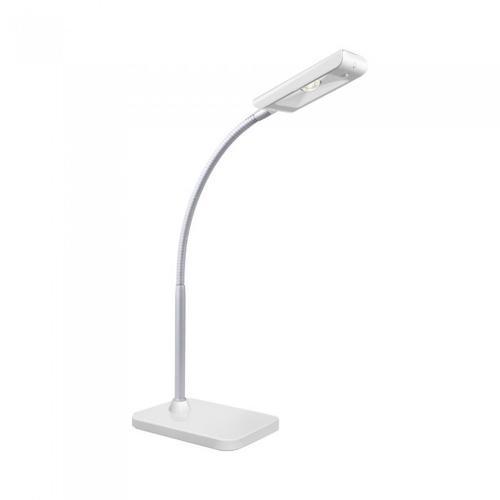 V-TAC - 3.6W LED Настолна Лампа Бяло Тяло 3000К SKU: 8671 VT-7403