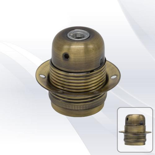TNL - RE27R3ABG Fitting е27 metal antique brass