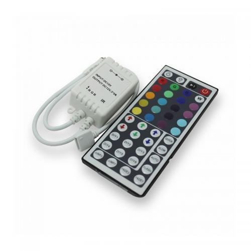 V-TAC - Контролер за LED Лента RGB+Бяло SKU: 3326