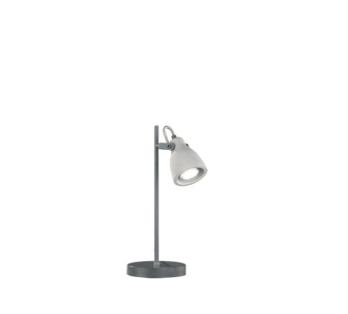 TRIO - Настолна лампа  Concrete  512500178