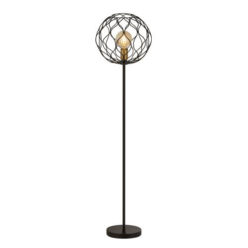 SEARCHLIGHT - Лампион FINESSE 4509BK  E27, 1X60W