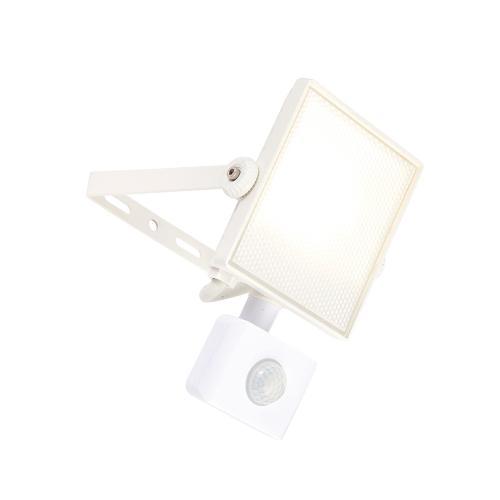 SAXBY - wall luminaire  SCIMITAR pir 73454 LED 10W, 800LM, 4000K, IP44