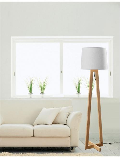 NOVA LUCE - Лампион ALMA 40202  E27 1x60W Bulb Excluded L: 31 H1:35 H2:164 cm