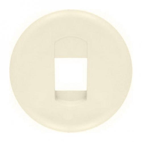LEGRAND - Лицев панел за единична розетка за тонколони Celiane 66240 крем