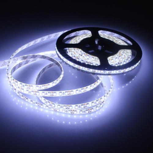 ULTRALUX - LW2835120W LED лента SMD3528, 9.6W/m бяла, 12V DC, 120 LEDs/m, 5m, водоустойчива IP65