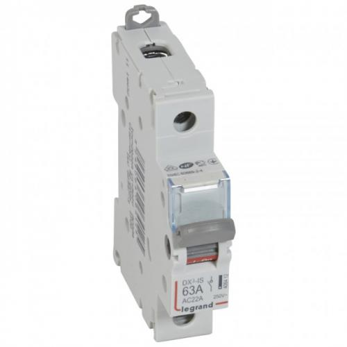 LEGRAND - Товаров прекъсвач /шалтер/ DX3-IS 63А 1P 406412