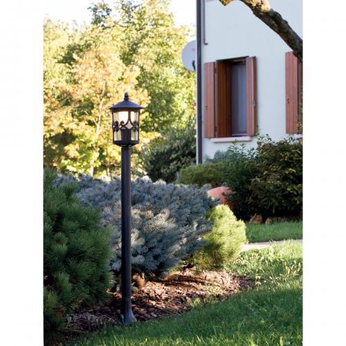 SMARTER - градински стълб  TIROL  9262  E27, 1 x max. 42W, IP23