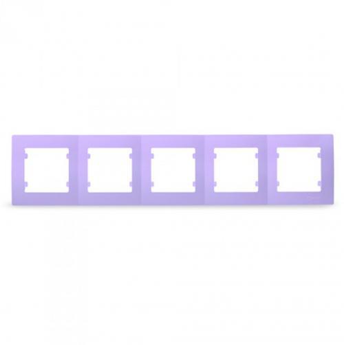 MAKEL - Петорна рамка светло лилава Lillium Natural Kare 32095705