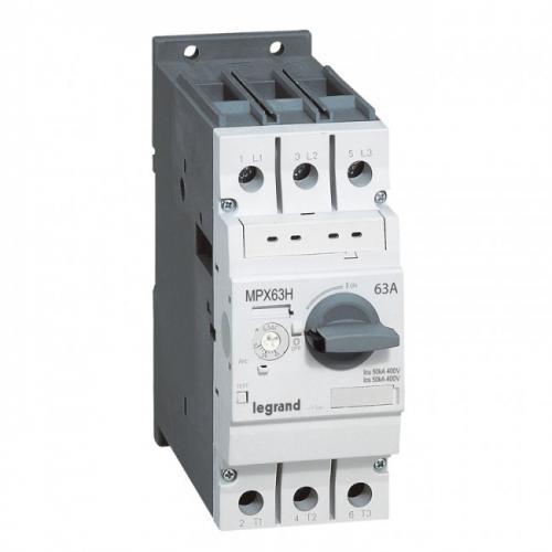 LEGRAND - Моторна защита 3P 45-63A тип MPX3 32S 417368