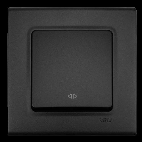 VIKO - Кръстат ключ LINNERA LIFE черно 90404031-BG
