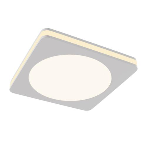 MAYTONI - LED Луна за вграждане  квадрат Phanton DL303-L12W
