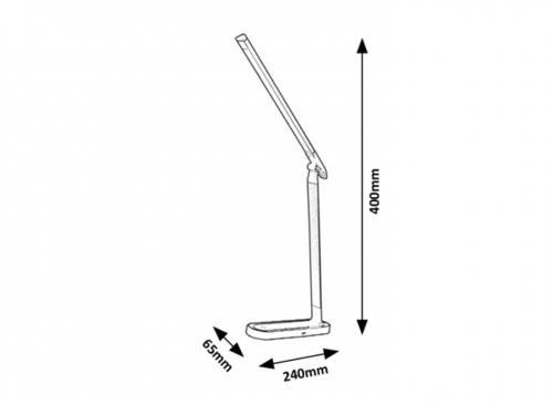 RABALUX - Настолна лампа Misha  3349 LED 7W