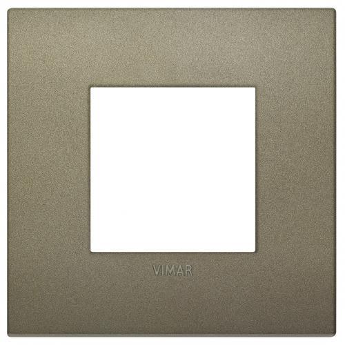 VIMAR - 19642.77 - Arke Двумодулна рамка Classic технополимер mattgreen