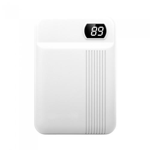 V-TAC - Външна батерия 10000 mA/h, бял SKU: 8851 VT-3504