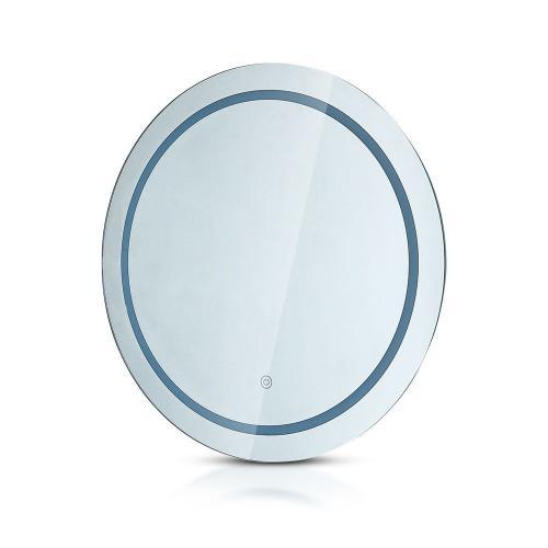 V-TAC - 25W LED Огледало Кръг IP44 Anti Fog 3 в 1 SKU: 40491 VT-8602