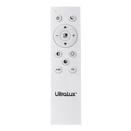 ULTRALUX - SPLG6042RC LED димираща CCT плафониера с декоративен ринг 60W 3000-6500K 220-240V, IP20