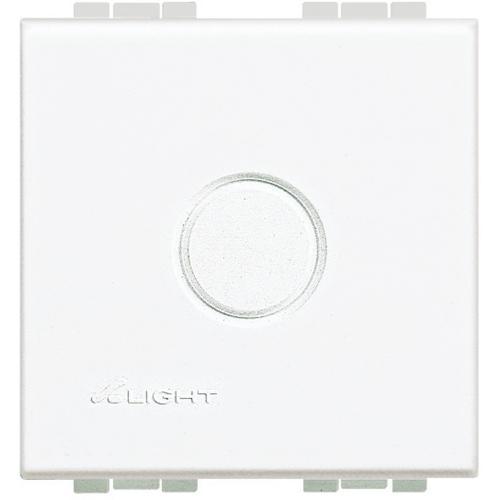 BTICINO - N4951 Празен модул двумодулен бяло Livinglight