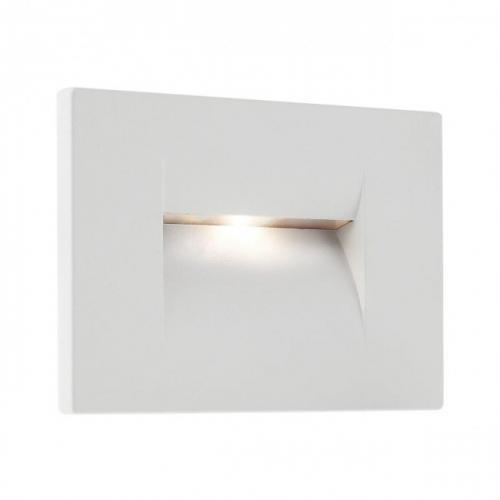 REDO GROUP - LED фасадна луна за вграждане в стена INNER 9635  AP INC LED/CREE 1X3W IP65 MWH 3000K (SQ)