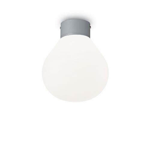 IDEAL LUX - плафон  CLIO PL1 Grigio  149882