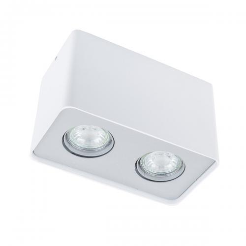 ITALUX - LED Луна за външен монтаж двойна Harris FH31432S-WH