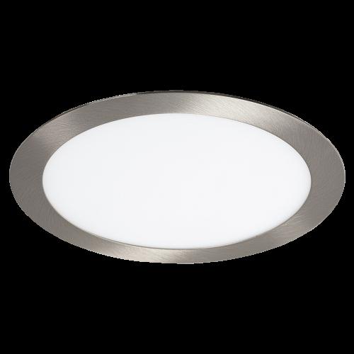 RABALUX - LED Панел кръгъл Lois 5575 18W 3000K матиран хром