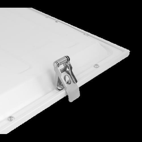 ULTRALUX - SCLP4 Метални щипки за LED панел, 4 бр.