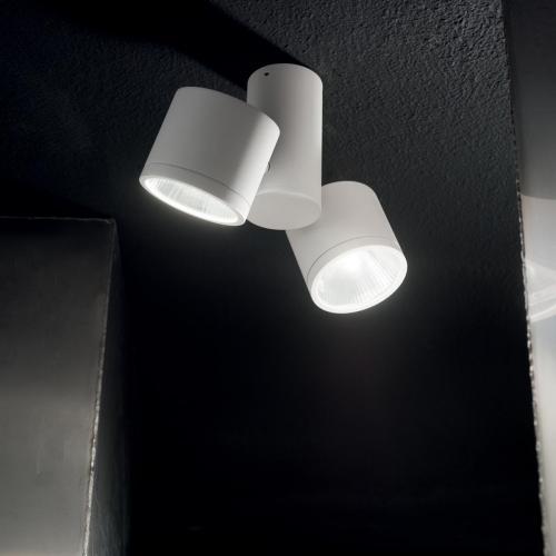 IDEAL LUX - Плафон SUNGLASSES PL2 Bianco  161853