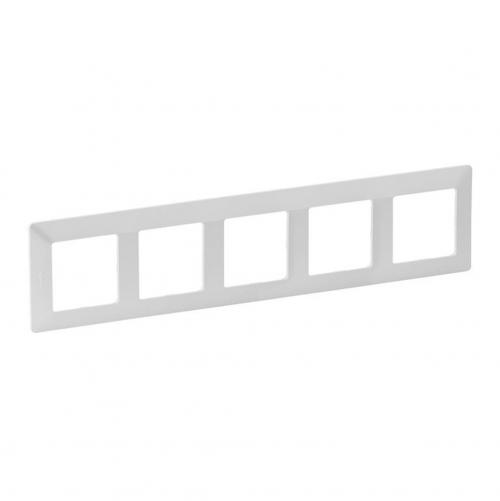 LEGRAND - Петорна рамка Valena Life 754145 перла