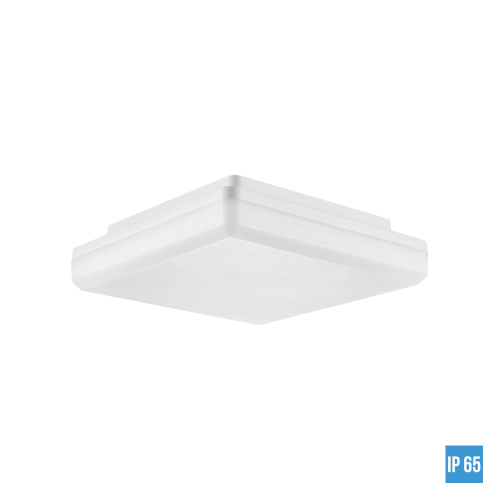 LUXERA - LED Плафон влагозащитен 20W IP65 TVER 63208