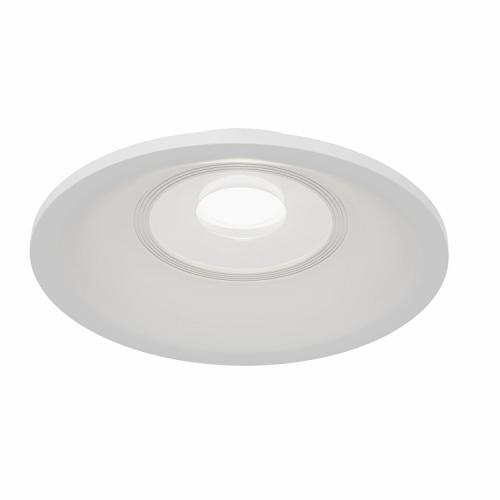 MAYTONI -  Луна за вграждане  кръгла  Slim DL027-2-01W