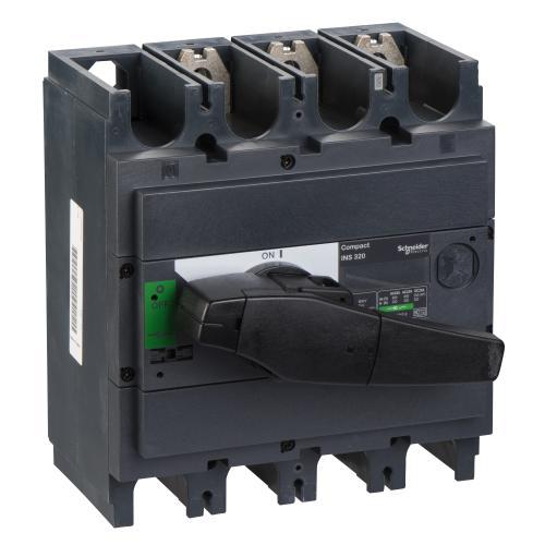 SCHNEIDER ELECTRIC - Товаров прекъсвач INS320 3P 320A с ръкохватка ComPact 31108